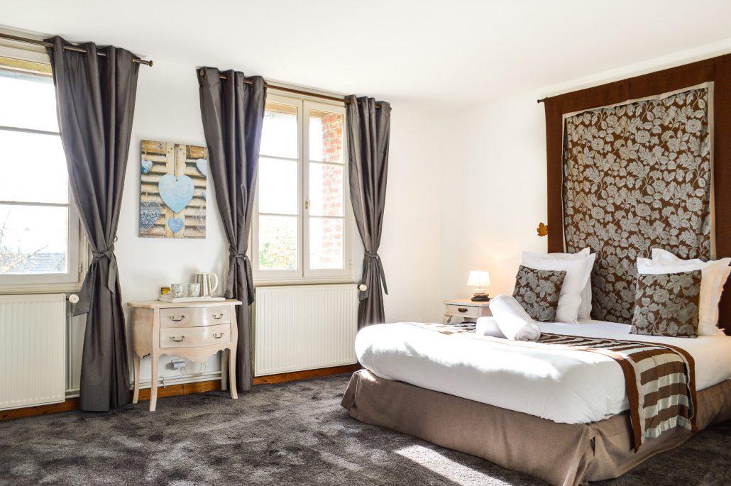 Les granges haillancourt hotel de charme proche paris for Chambre de charme paris