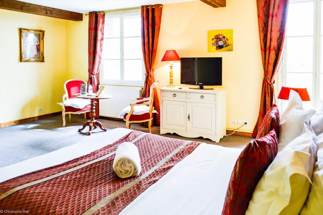 Les granges haillancourt hotel de charme proche paris - Hotel de charme perche ...
