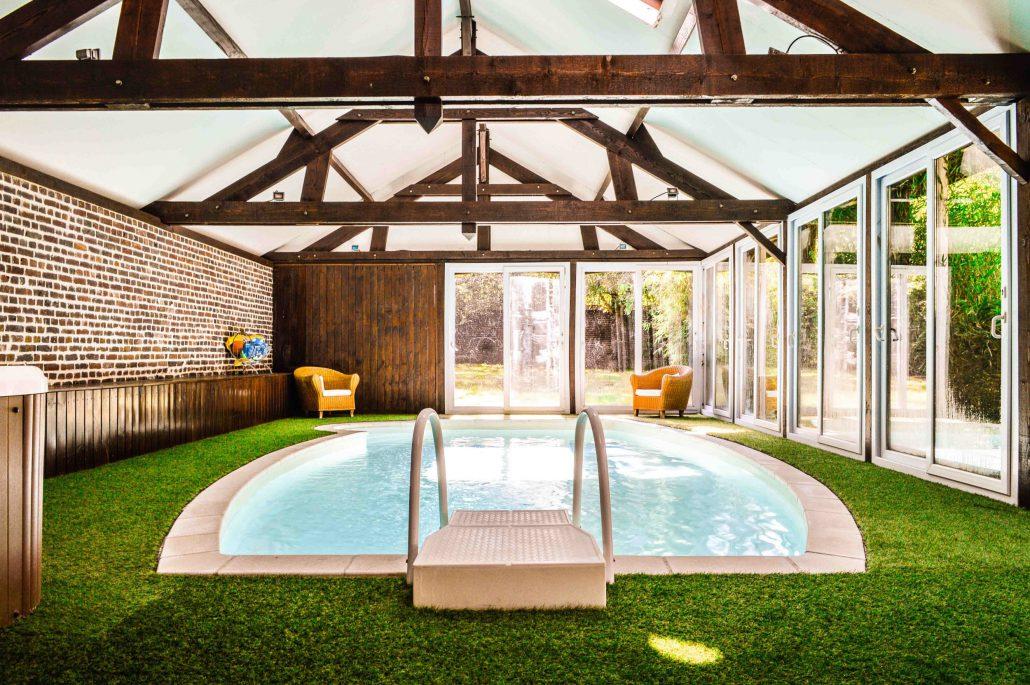 Les granges haillancourt hotel de charme proche paris for Hotel avec piscine vosges