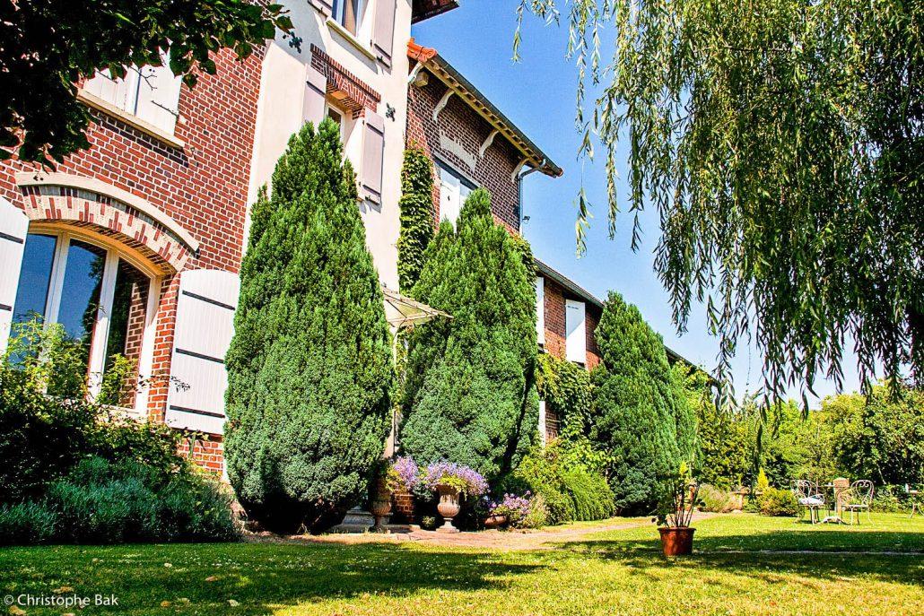 Les granges haillancourt hotel de charme proche paris for Chambre d hote de charme paris