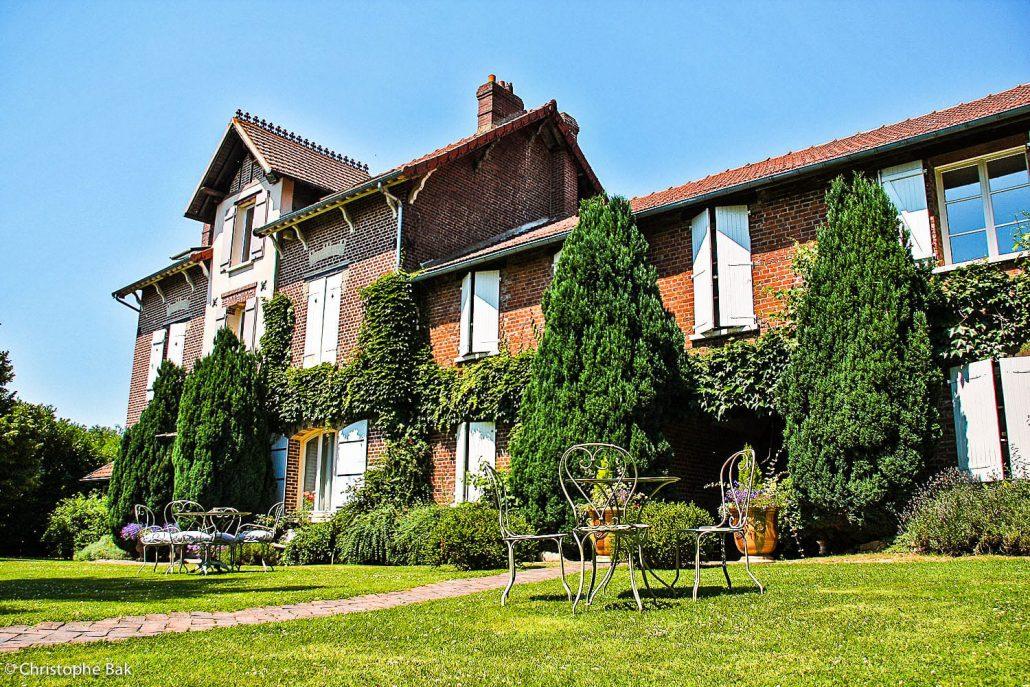 Les granges haillancourt hotel de charme proche paris for Maison hote de charme