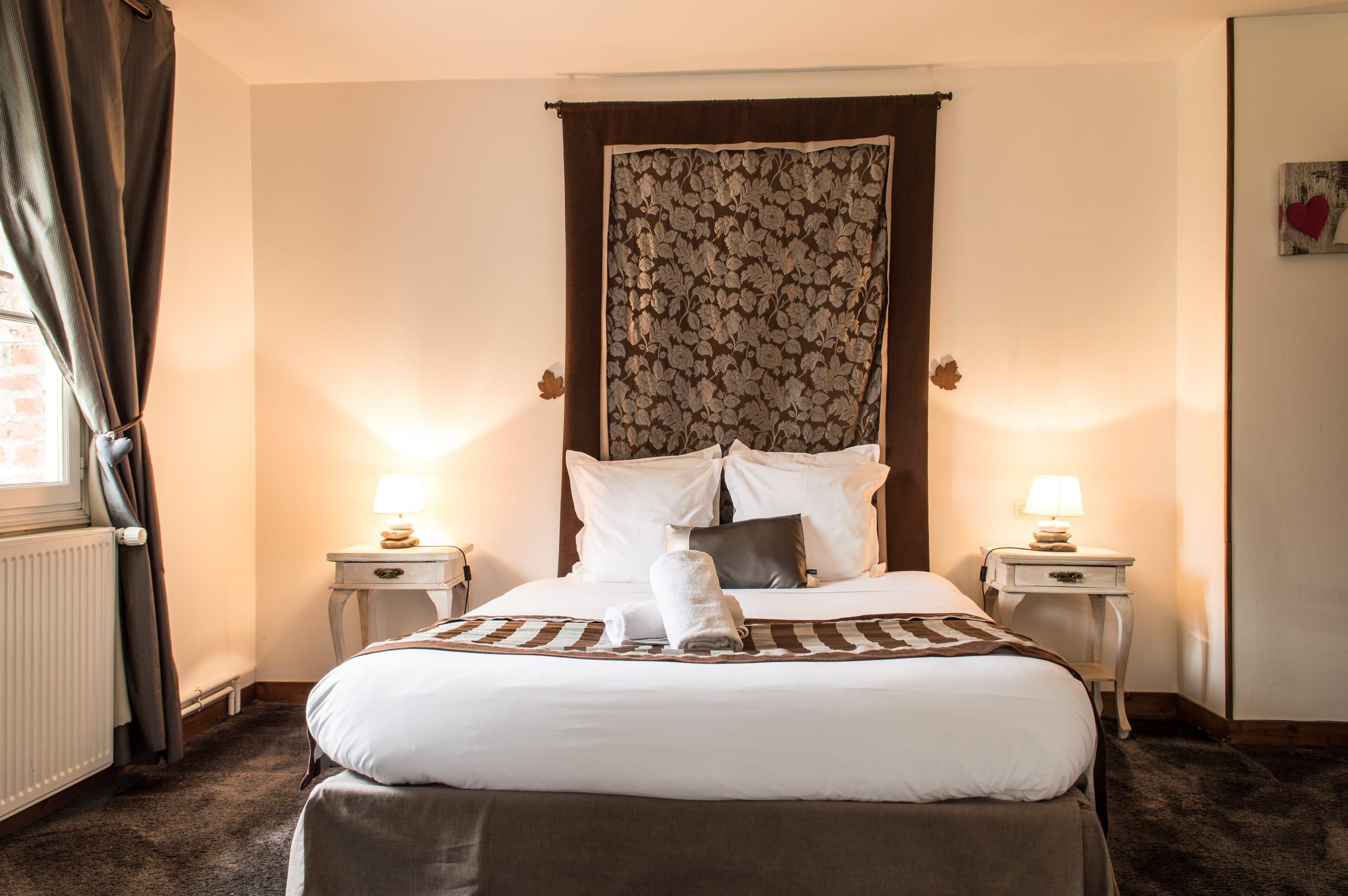 LES GRANGES HAILLANCOURT • Proche Paris • Petit hotel de charme